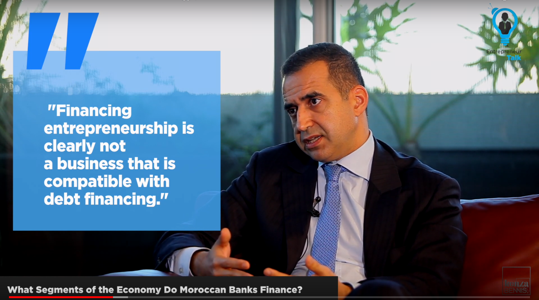 Attijariwafa bank African Growth Strategy | Ismail Douiri