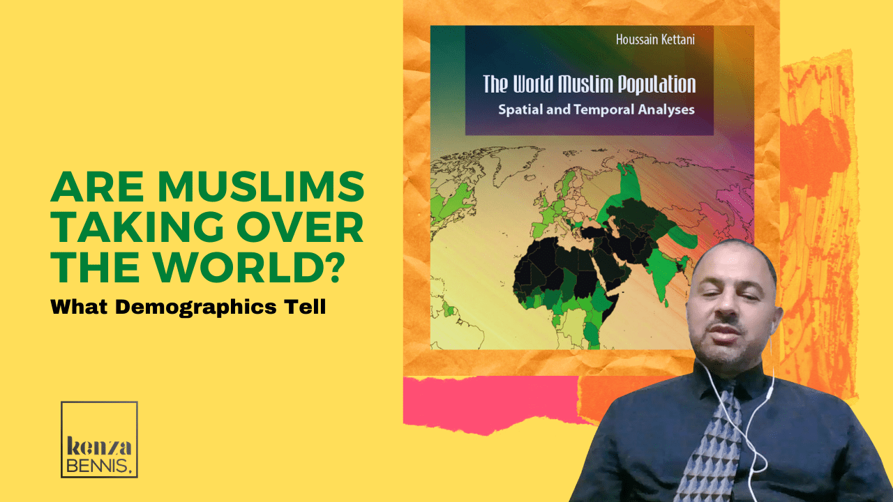 Are Muslims Taking Over The World? What Demographics Tell.